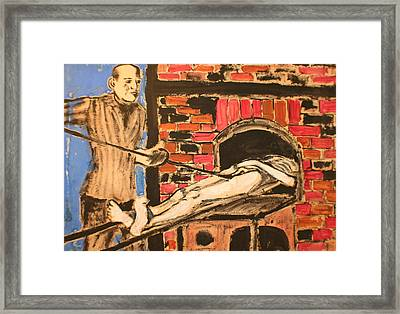 Extermination Framed Print by Biagio Civale