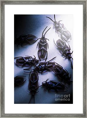 Extermination Framed Print by Jorgo Photography - Wall Art Gallery
