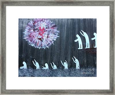 Extraordinary People Framed Print