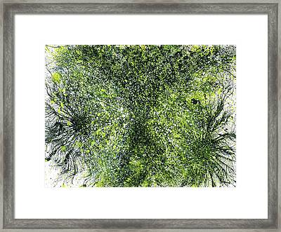 Extrasensory Astral Clairvoyance #436 Framed Print