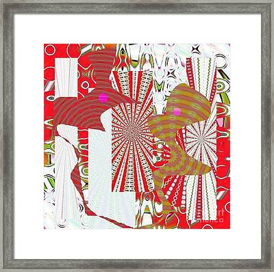 Extreme Love Framed Print by Navo Art