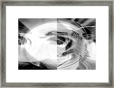 Eye Can See Framed Print by Eric Christopher Jackson
