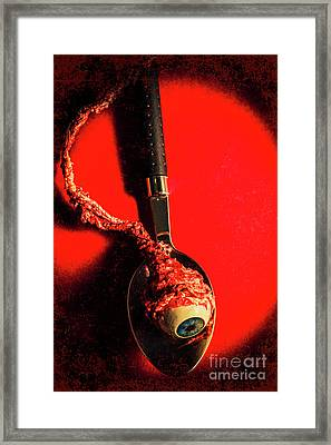 Eye Fillet Framed Print by Jorgo Photography - Wall Art Gallery