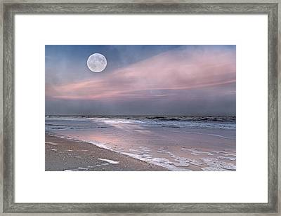Eye Of The Beholder  Framed Print by Betsy Knapp