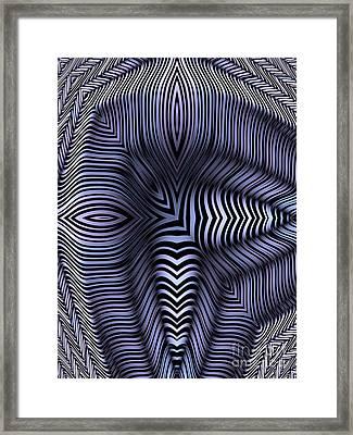 Eyeline Framed Print