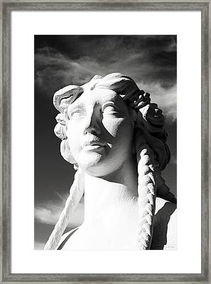Eyes In The Sky- Fine Art Photography By Linda Woods Framed Print by Linda Woods