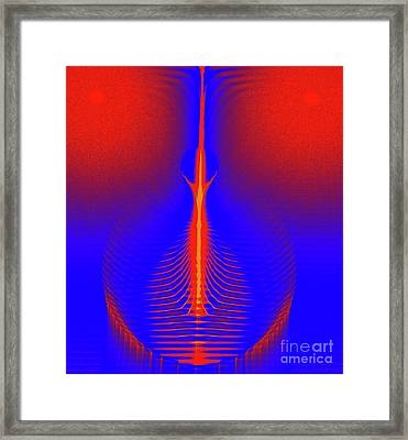 Eyes See You Framed Print by Ray Shrewsberry