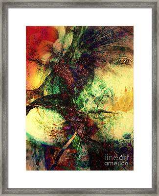 Eyes To See Framed Print