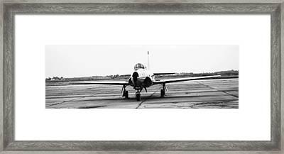 F-80 Shooting Star Framed Print by Joshua Shaw