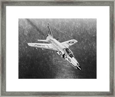 F11f Tiger  Framed Print