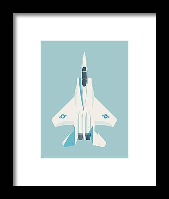 F15 Framed Prints