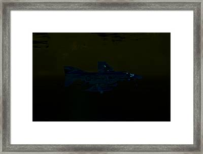 F4 At The Ninety Framed Print