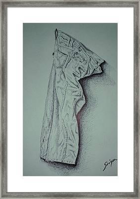 Fac Fidelis Framed Print by SAIGON De Manila