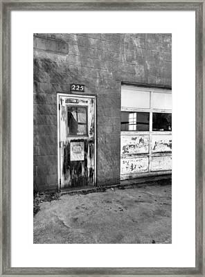 Facade Framed Print by Tom Druin