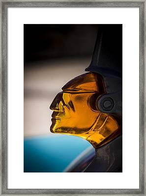 Face Forward Framed Print