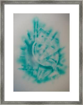 Face It Framed Print