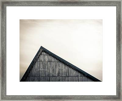 Urban Abstract Framed Print by Mr Doomits