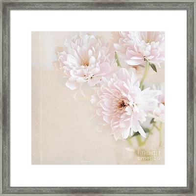 Faded Dream Framed Print