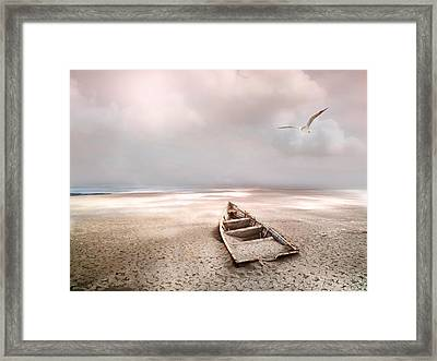 Faded Dreams Framed Print