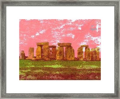 Faded Grandeur Framed Print by Jen White