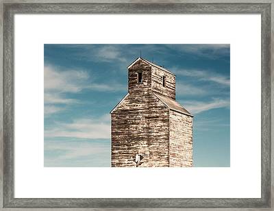 Faded Time Framed Print by Todd Klassy