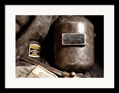 Ironworkers Framed Prints