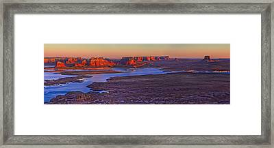 Fading Light Framed Print by Chad Dutson