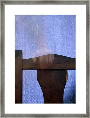 Fading Memories Framed Print