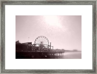 Fading Memories Framed Print by Nature Macabre Photography