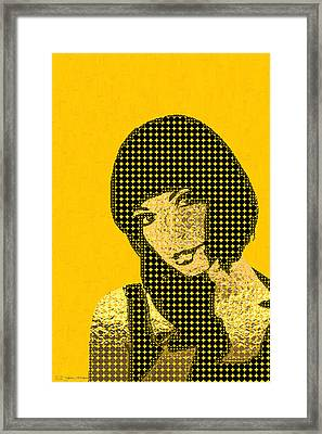 Fading Memories - The Golden Days No.3 Framed Print by Serge Averbukh