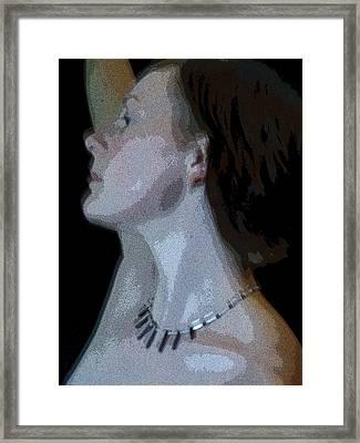 Faerie Queen Framed Print by John Bradburn