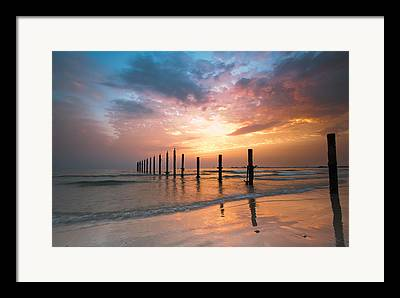 Persian Gulf Countries Framed Prints