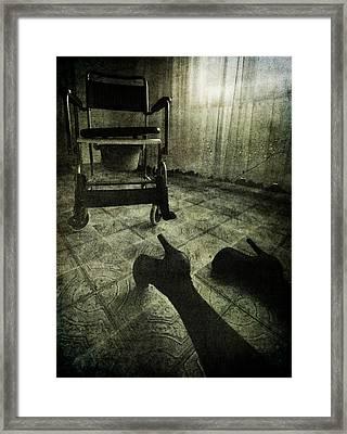 Failed Framed Print by Laura Melis