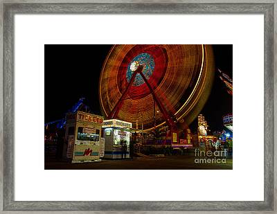 Fair Dreams Framed Print by David Lee Thompson