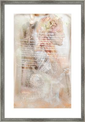 Fairies Amoung Framed Print by Camille Lopez