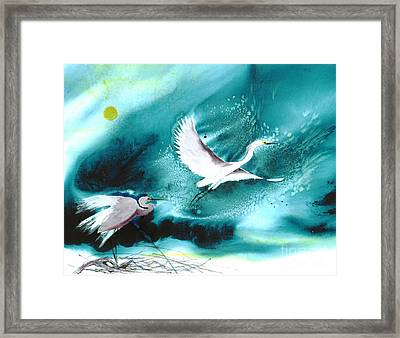 Fairies Framed Print by Mui-Joo Wee