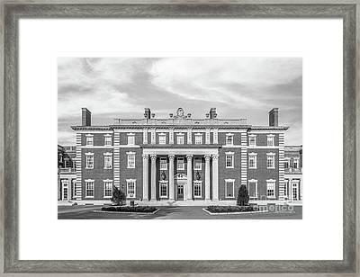 Fairleigh Dickinson University Hennessy Hall Framed Print