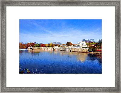 Fairmount Water Works - Philadelphia Framed Print by Bill Cannon