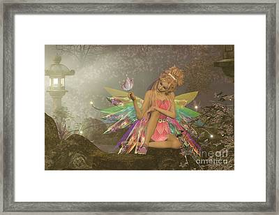 Fairy Dreams Framed Print by Corey Ford