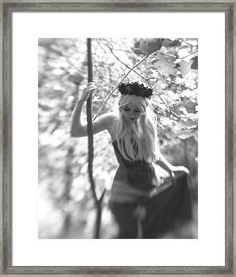 Fairy Queen Framed Print