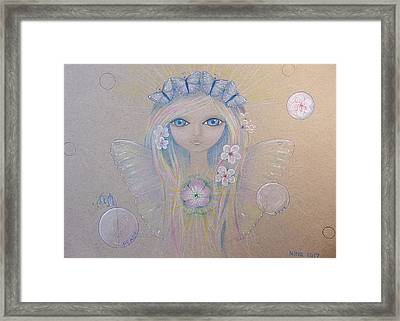 Fairy Song  Framed Print