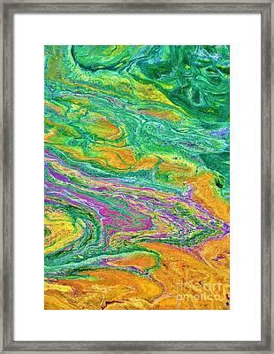 Fairy Sorbet Framed Print