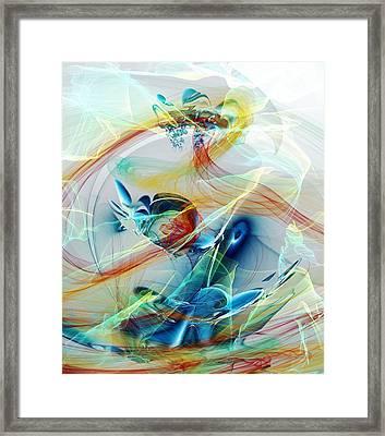 Fairy Tale Framed Print by Anastasiya Malakhova