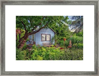 Fairy Tale Land Framed Print