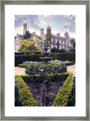 Fairy Tale Mansion Framed Print by Joana Kruse