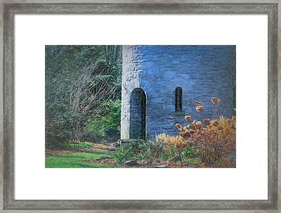 Fairy Tale Tower Framed Print