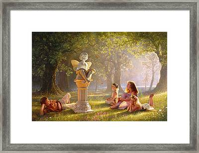 Fairy Tales  Framed Print