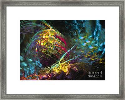 Fairy's Rhapsody Framed Print by Sipo Liimatainen