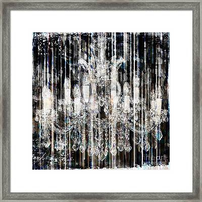 Fairytale Ballroom II Framed Print