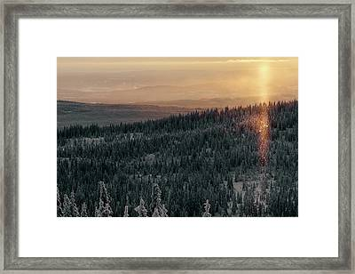 Fairytale II Framed Print